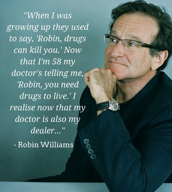 Robin Williams Quotes Movies