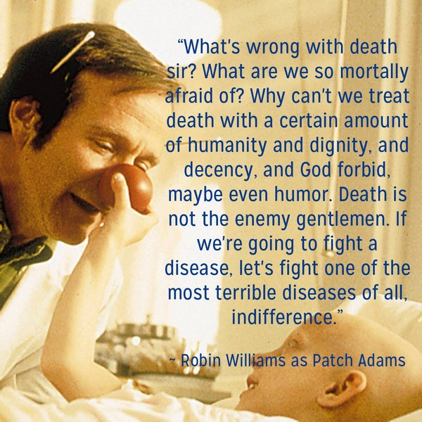 Robin Williams Quotes Goodreads