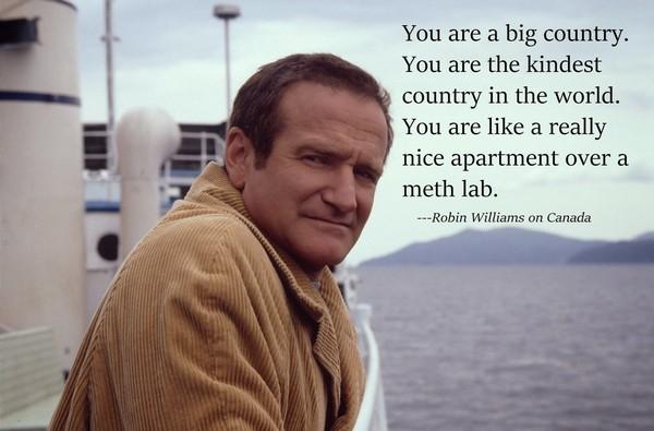 Robin Williams Quotes Alone