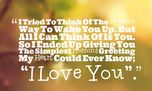 Sweetest Way Love Quotes for Her