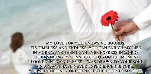Timeless and Endless Love Quotes for Her