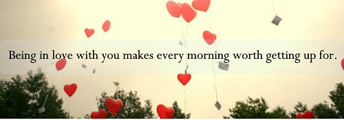 Morning Worth Giving Up Love Quotes for Her