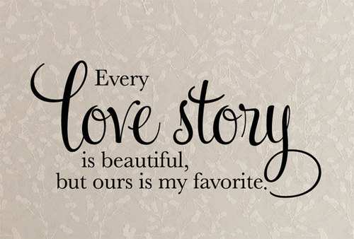Love Story Love Quotes for Her