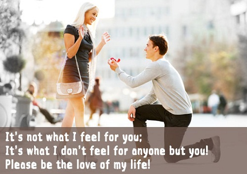 Love of my Life Love Quotes for Her