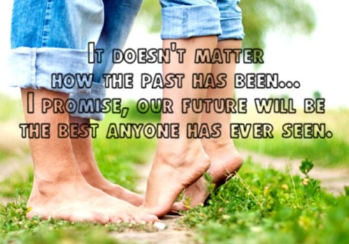How the Past Love Quotes for Her