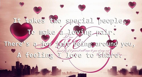 A Loving Pair Love Quotes for Her