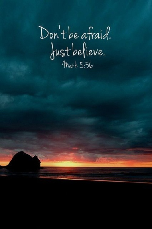 Just Believe Bible Quotes