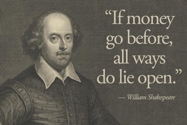 Horse William Shakespeare Quote