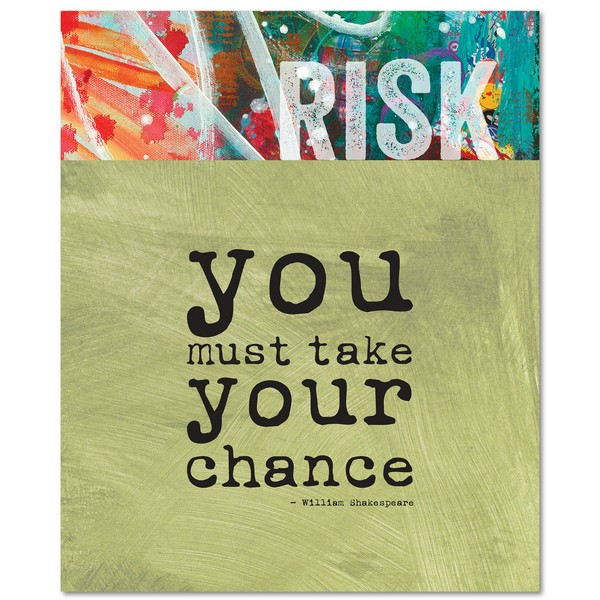 Shakespeare Quotes Risk