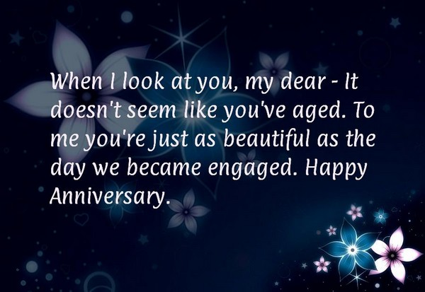 Anniversary Card Sayings