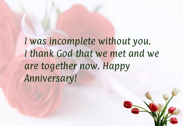 Anniversary Quotes For Boyfriend From Girlfriend