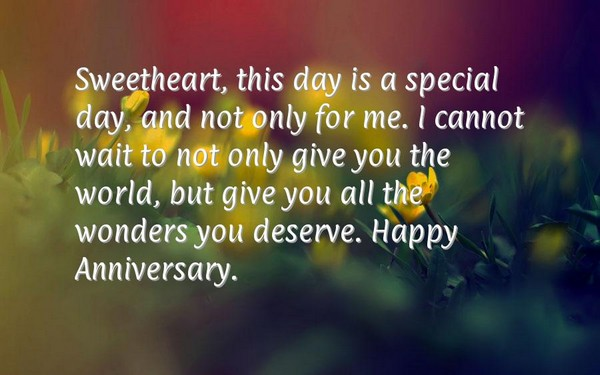Happy Anniversary Sayings For Boyfriend