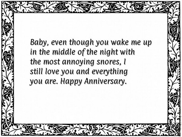 Funny Anniversary Quotes For Her