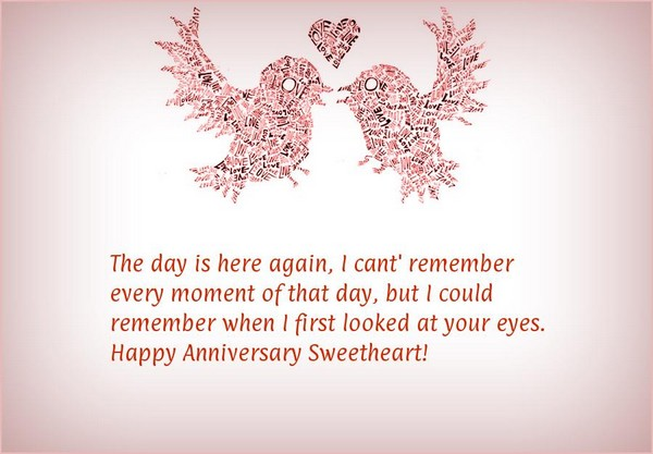 Happy Anniversary Sayings