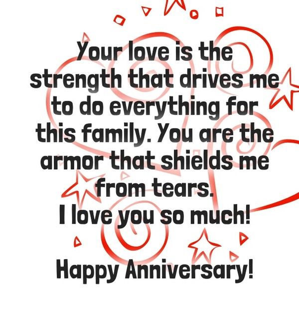 Happy Anniversary Day Quote