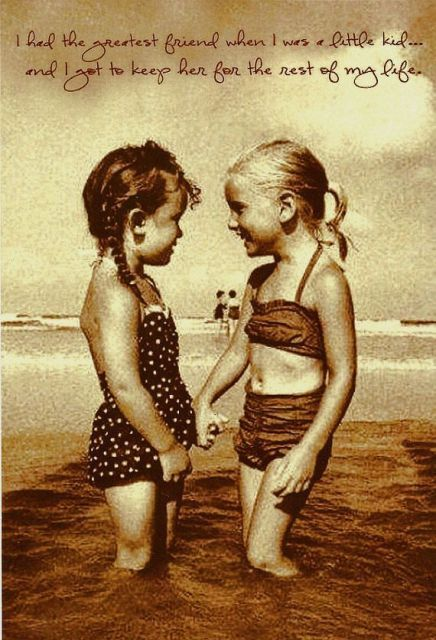 Greatest Friend Sister Quotes