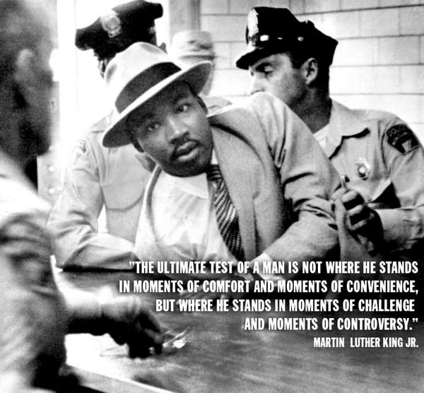 Martin Luther King Quotes About Community Service