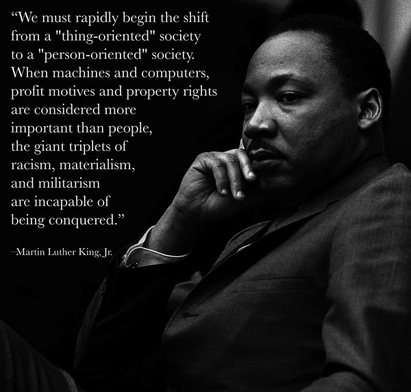 Martin Luther King Quotes Injustice