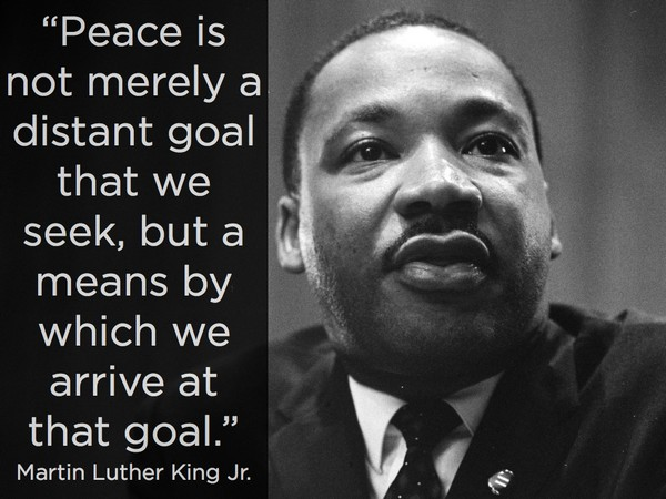 Martin Luther King Quotes On God