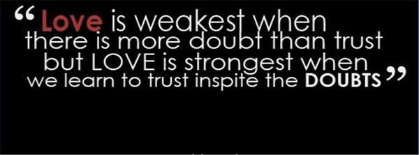 Trust Quotes For Facebook