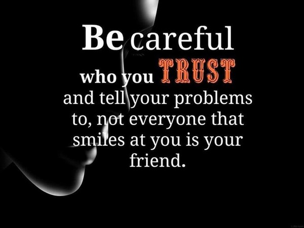Quotes About Trusting Someone