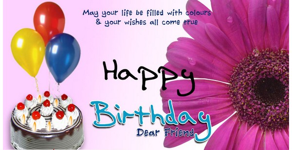 Birthday Special Wishes For Friend