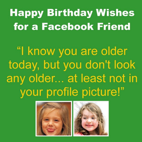 Very Funny Birthday Wishes For Friend