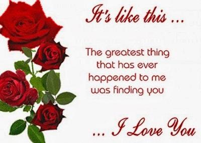 Romantic Valentine Quotes
