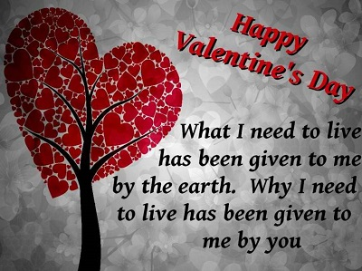 Valentines sayings