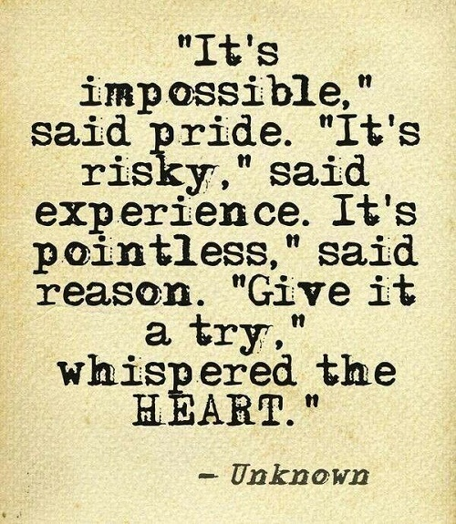 Whispered the Heart Amazing Quotes