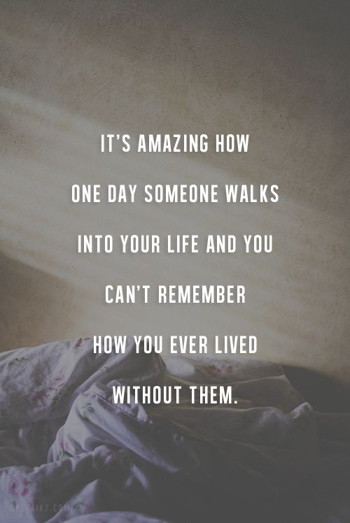 Lived Without Them Amazing Quotes