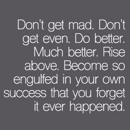Engulfed in your Own Success Amazing Quotes