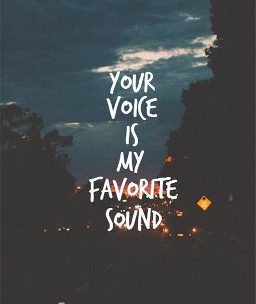Favorite Sound Amazing Quotes