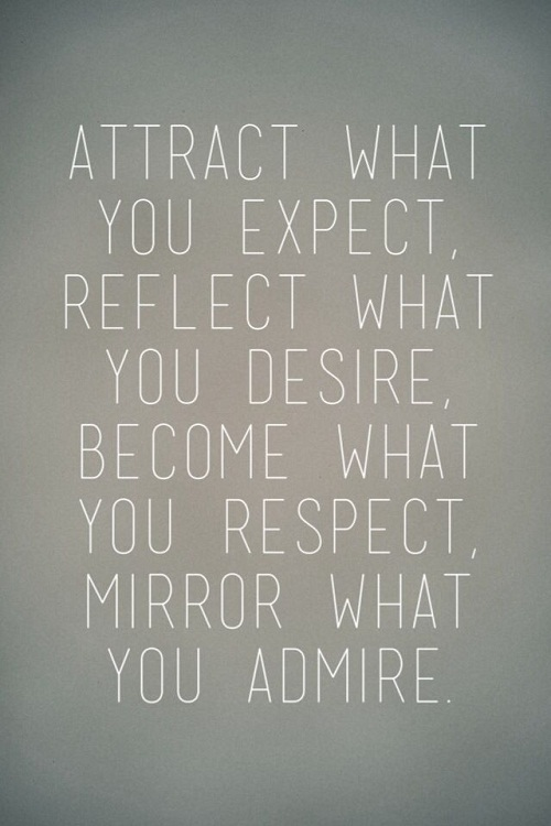 Attract What You Expect Amazing Quotes