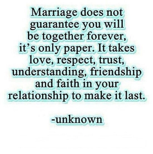 Motivational Marriage Quotes