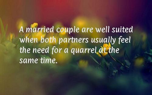 Short Happy Marriage Quotes