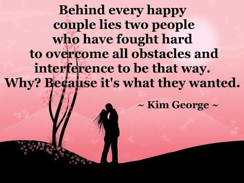 Cute Happy Marriage Quotes with Pictures