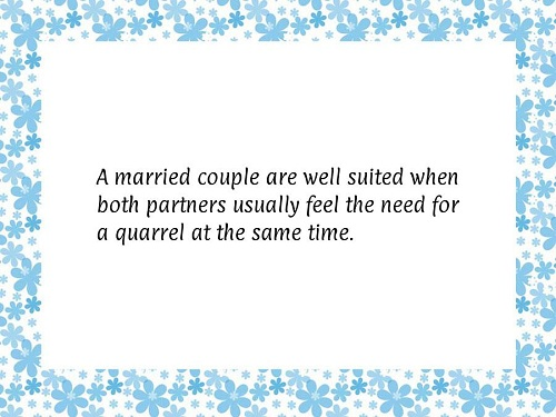 Cute Happy Marriage Quotes with Images