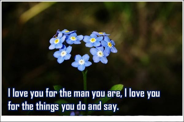 Cute Love Quotes For Boyfriend