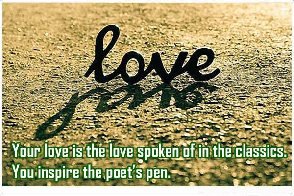 Short Love Quotes Him