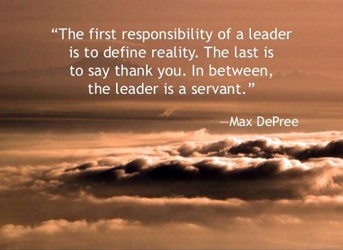 Unique Best Quotes About Leadership