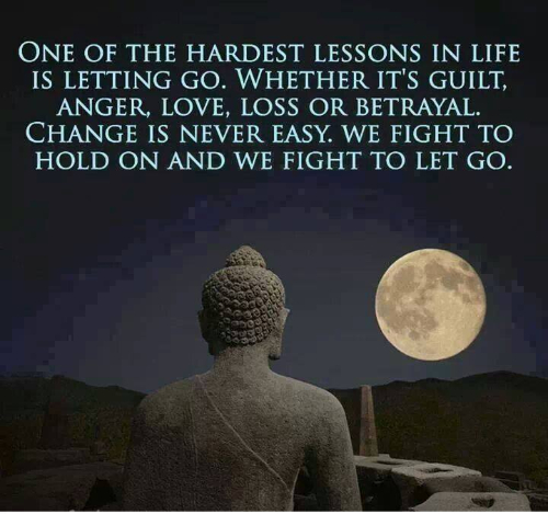 Funny Best Quotes About Letting Go