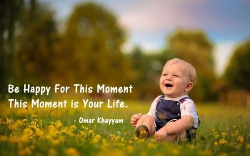 Funny Best Quotes About Happy Moments