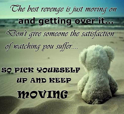 Cute Best Quotes About Moving On
