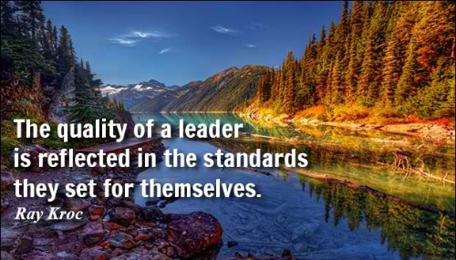 Amazing Best Quotes About Leadership