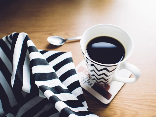 black coffee good morning images