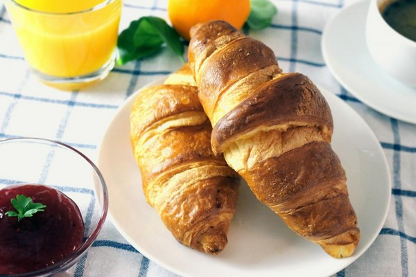 breakfast pastries good morning images