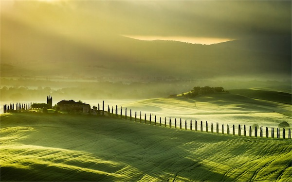 Early Morning Images Pictures Landscape