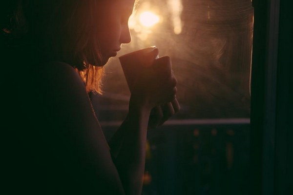 hot coffee good morning images