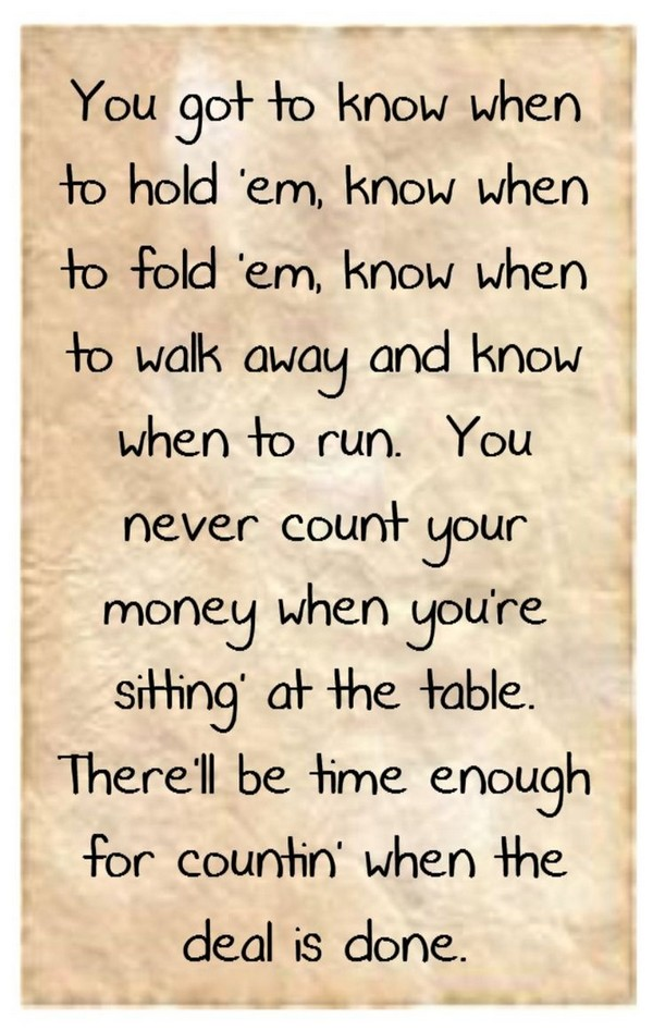 Country Quotes About Friends
